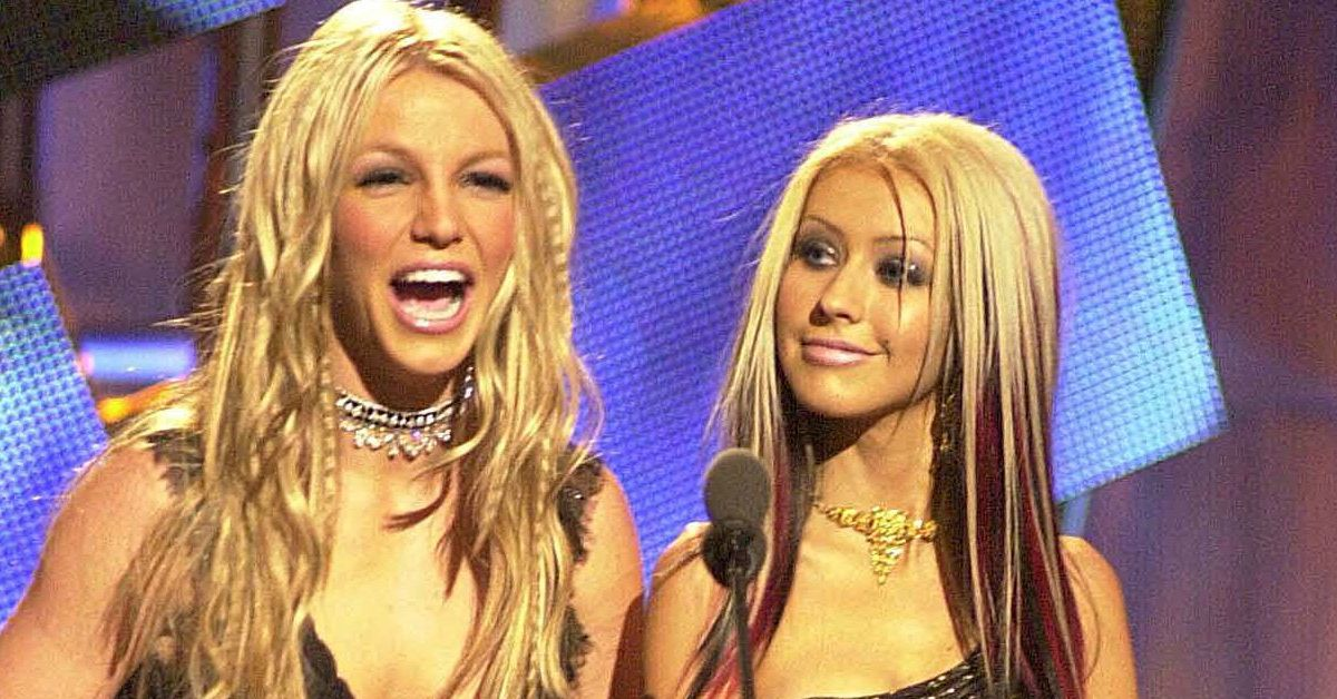 The Real Reason Christina Aguilera No Longer Talks To Britney Spears