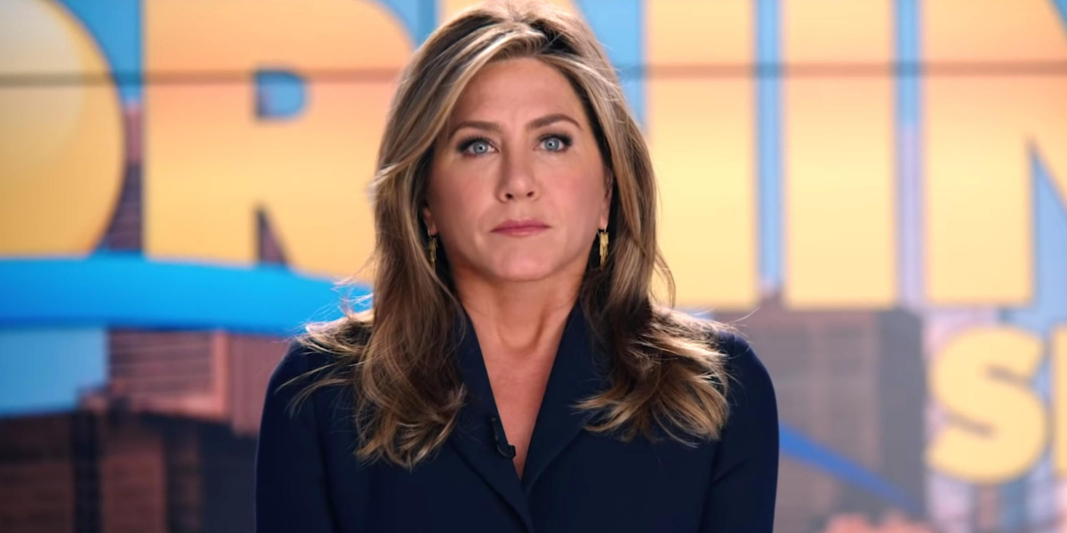 Jennifer Aniston Makes More Money Per Episode On 'The Morning Show' Than She Did On 'Friends'