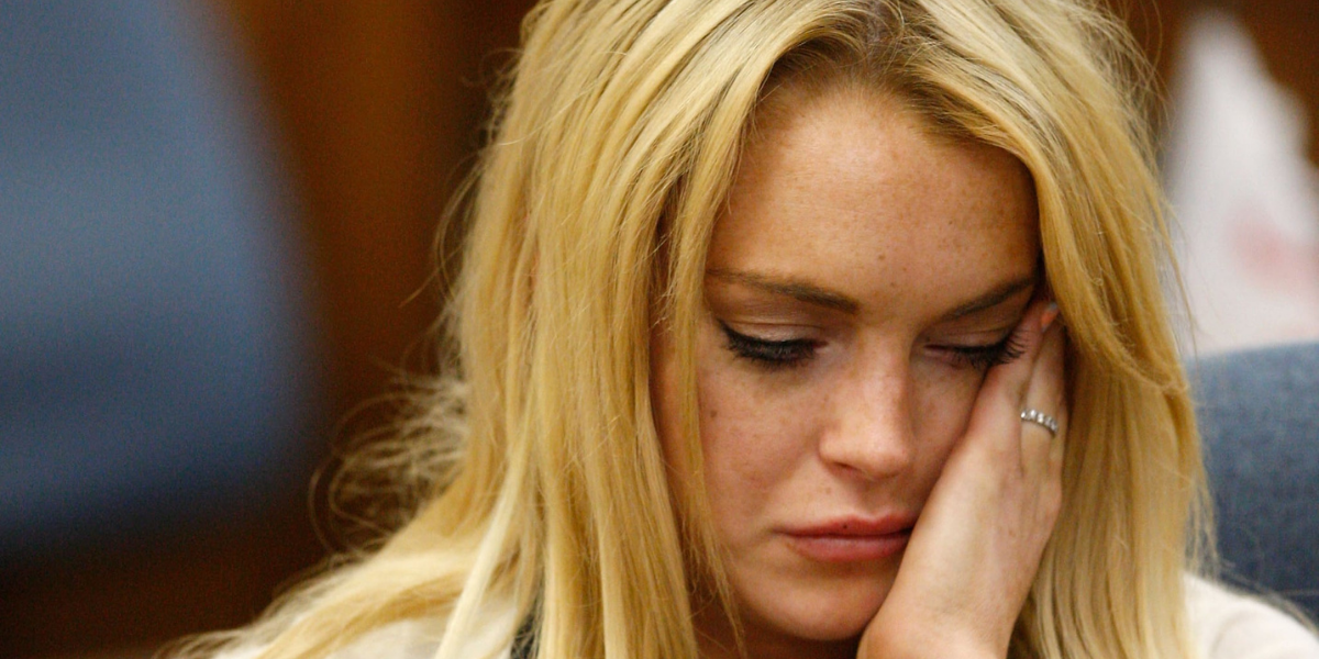 The Moment Fans Started Turning On Lindsay Lohan | TheThings