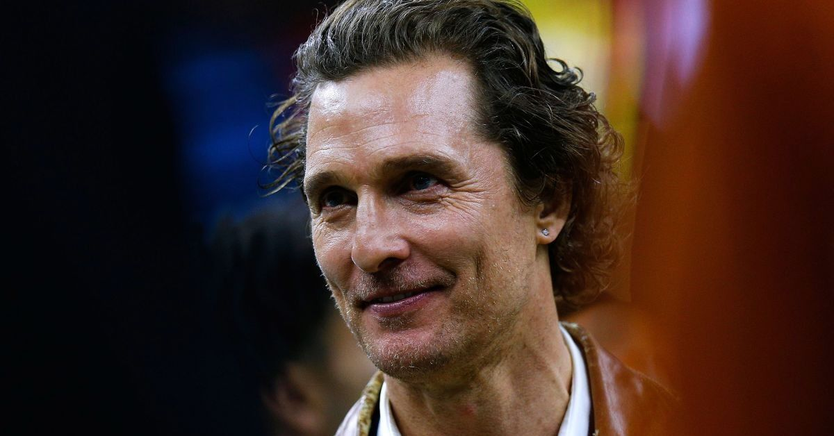 Matthew McConaughey Explains The Depths Of His Religious Beliefs And How It Has Impacted His Life