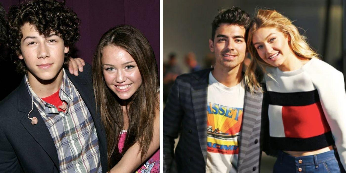 Joe & Nick Jonas' Most Memorable Relationships Before Sophie & Priyanka