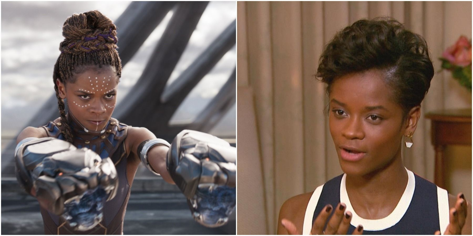 10 Little-Known Facts About Letitia Wright   TheThings