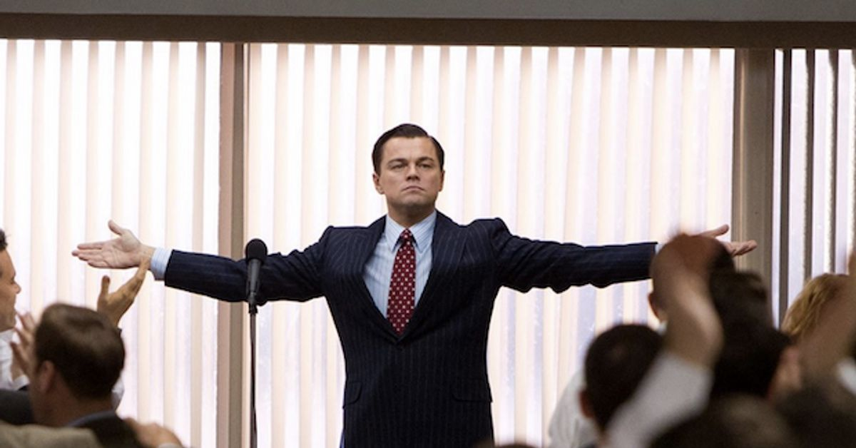 How Much Was Leonardo DiCaprio Paid For 'The Wolf Of Wall Street'?