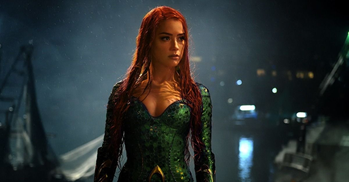 A Petition To Remove Amber Heard From 'Aquaman 2' Is Trending On Twitter