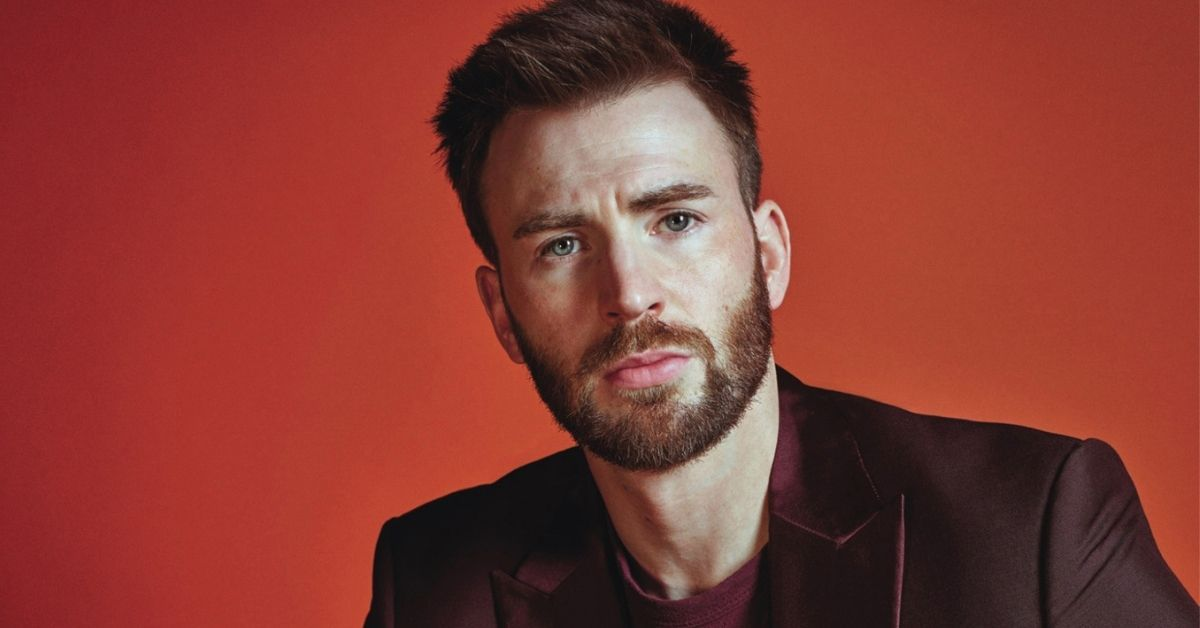Everyone's Beloved Captain America, Chris Evans Has A New Secret Talent