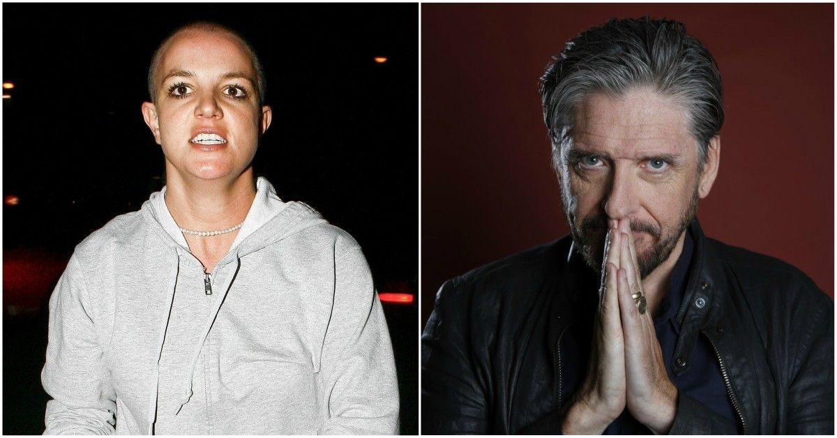 Craig Ferguson Defended Britney Spears Against The Wishes Of CBS