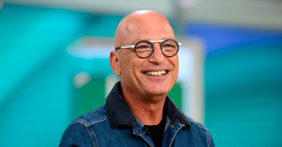 Watch Howie Mandel Freak Out About Doggie Germs | TheThings