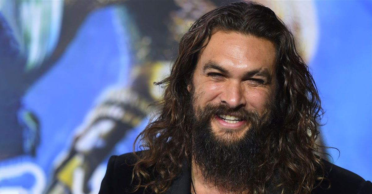 Jason Momoa's Heartfelt Call To A Young Boy With Cancer Reduces Fans To Tears