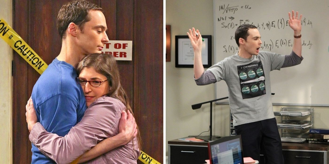 Here's How Jim Parsons Landed The Role Of Sheldon On 'Big Bang Theory'