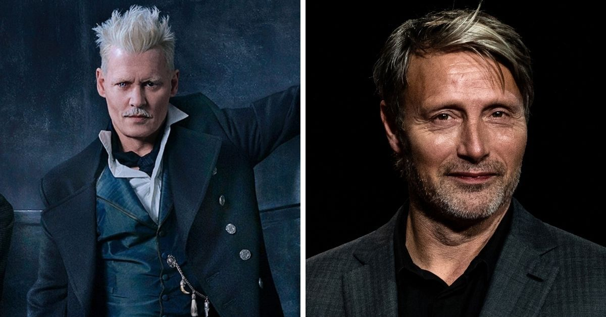 Twitter Reacts To Johnny Depp Being Replaced By Mads Mikkelsen In Fantastic Beasts