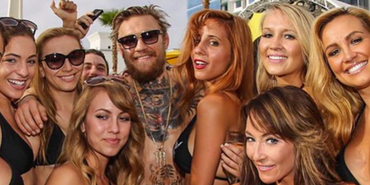 Conor McGregor Leaves Fans Confused In Recent Post About Pool Parties
