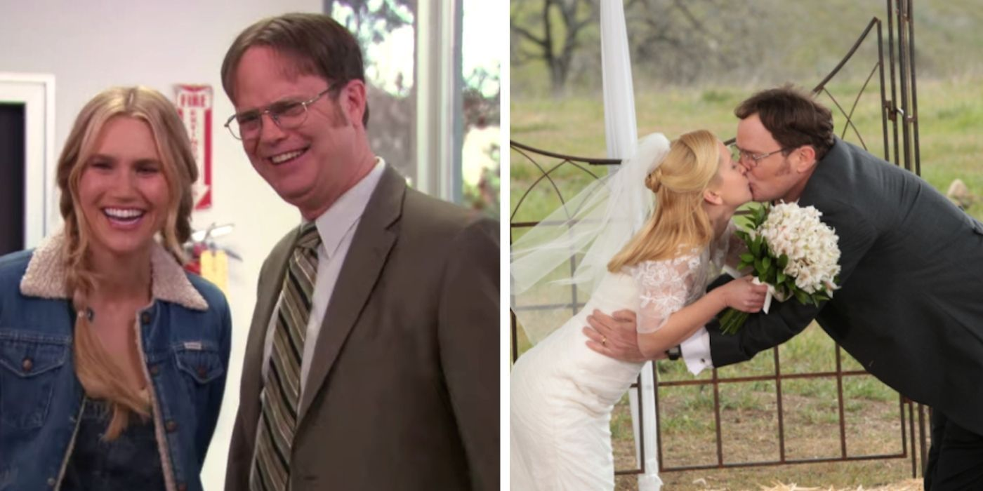 The Office: Dwight's Best (& Worst) Relationship Moments