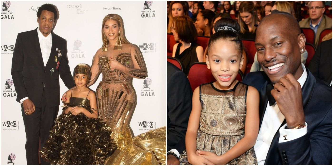 10 Celebs Who Spoil Their Kids Rotten   TheThings
