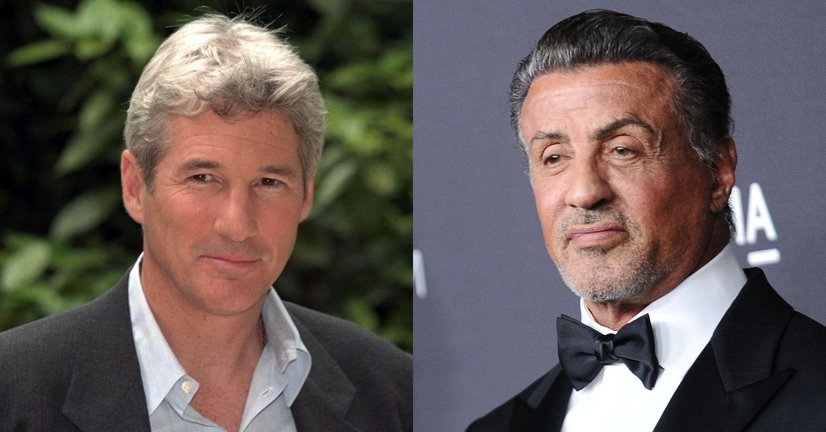 Here's What Sparked The On-Set Fight Between Sylvester Stallone And Richard Gere