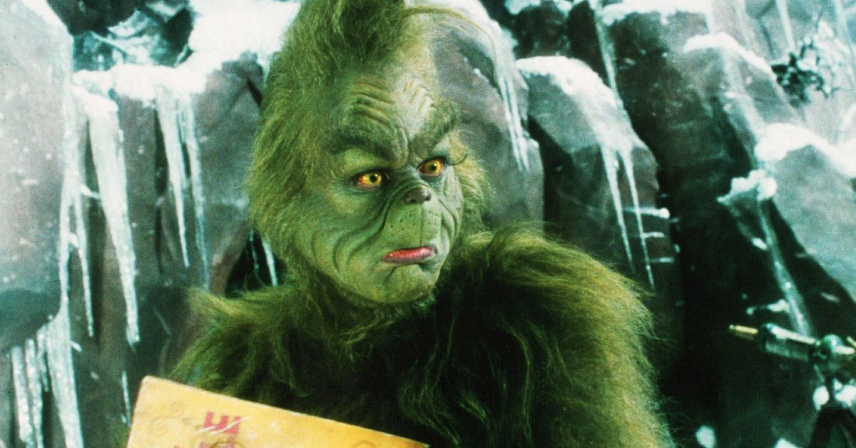This Is What It Was Like Working With Jim Carey On 'The Grinch'