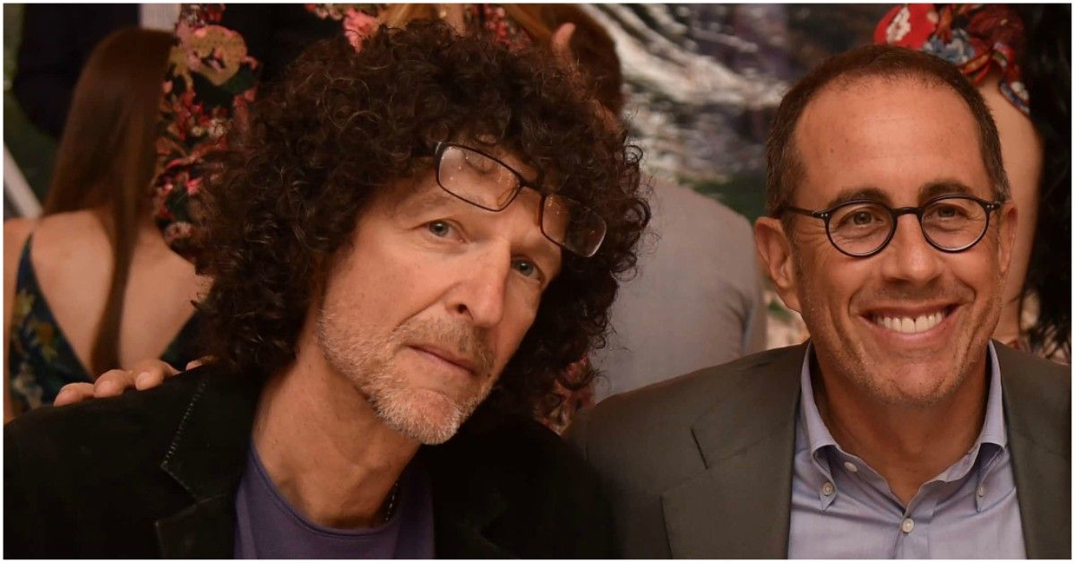 How Jerry Seinfeld Convinced Howard Stern Not To Retire