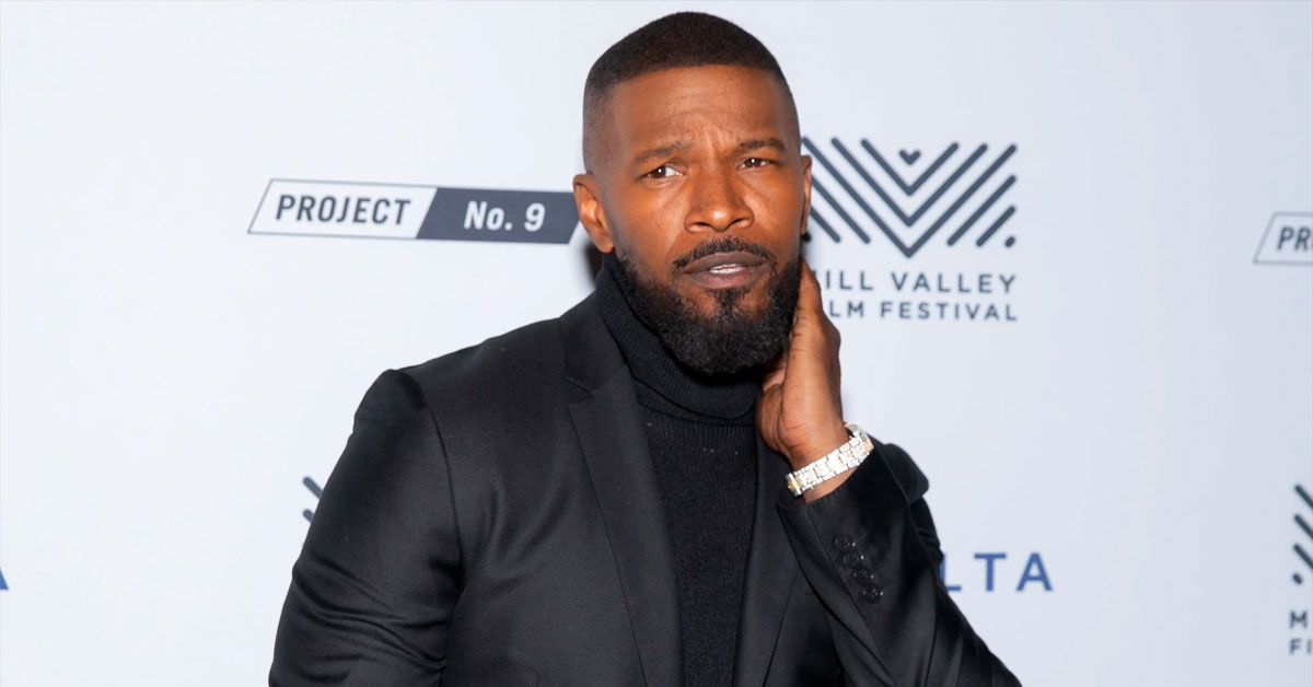 Jamie Foxx Opens Up About Deep Personal Trauma To Help Others In Need