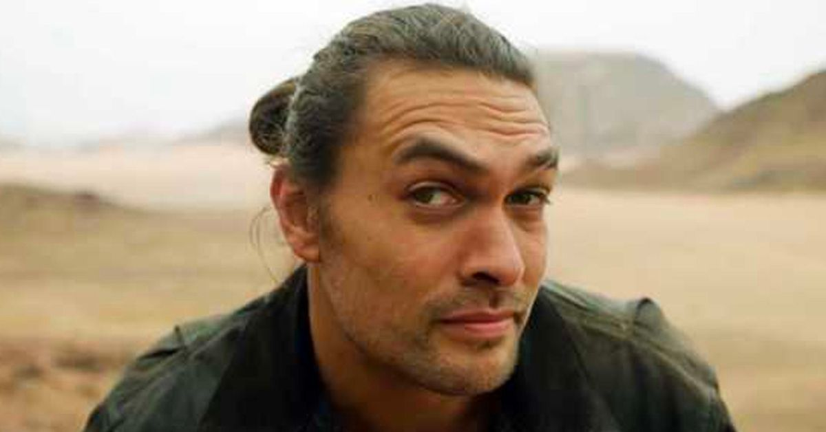 Jason Momoa Posts A Must-See Video From Behind The Scenes Of 'Dune' Movie