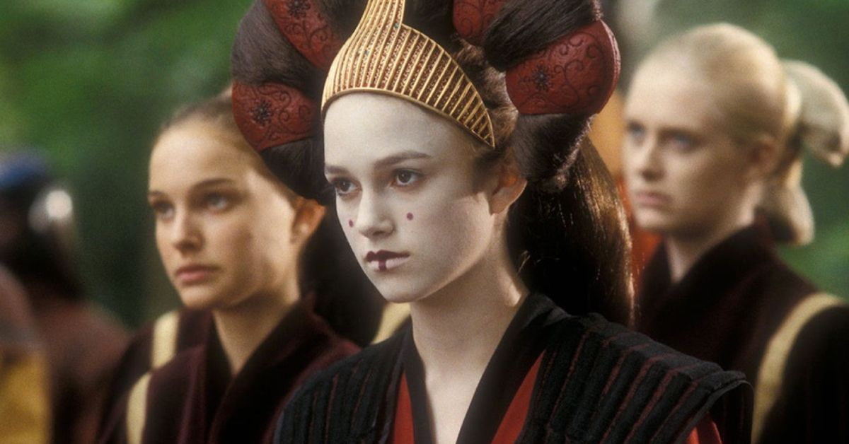What Does Keira Knightley Think About Acting In 'Star Wars'?