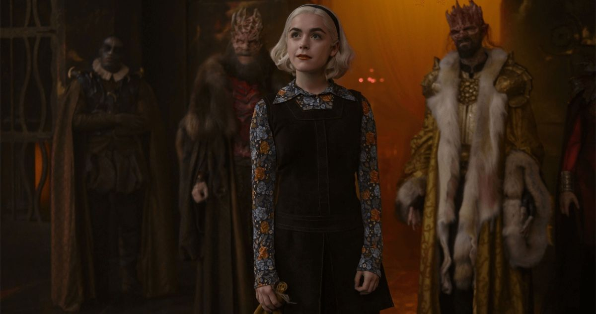 Netflix Releases Wicked BTS Pictures Of 'CAOS' Season 4