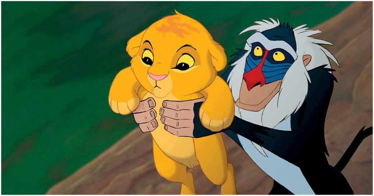 The True Origin Of 'The Lion King' | TheThings