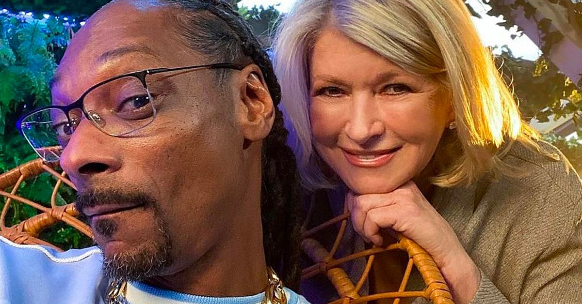 Martha Stewart And Snoop Dogg's Friendship Is Thanks To A Bowl Of Mashed Potatoes