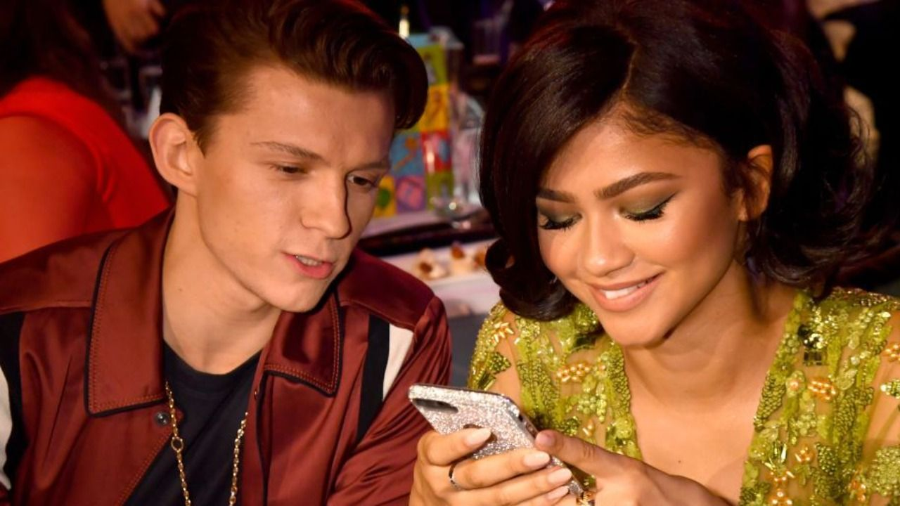 Did 'Spider-Man' Tom Holland Just Reveal He Spent Christmas With Zendaya?