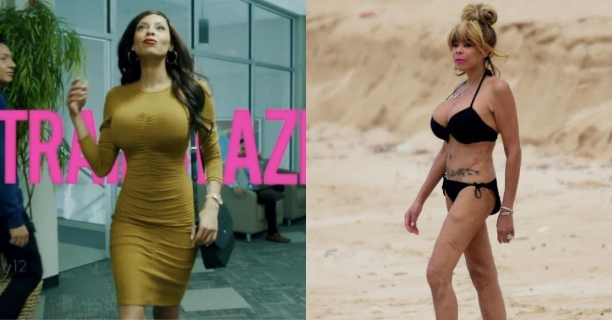 Wendy Williams Fans Think The Actress Playing Her Has Her 'Capital P' Body Type