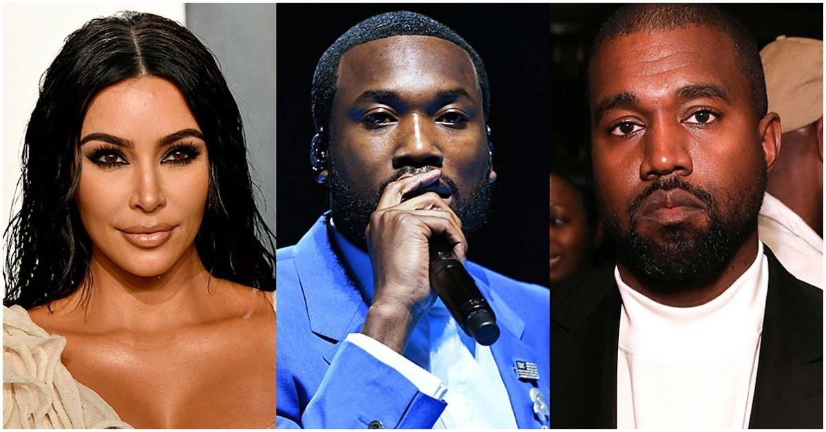 What's Really Going On Between Kim Kardashian And Rapper Meek Mill?