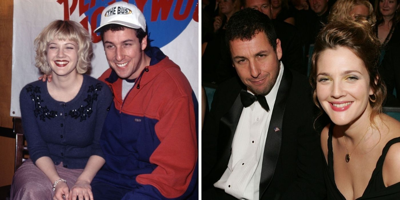 The One Adam Sandler Movie That Drew Barrymore Turned Down