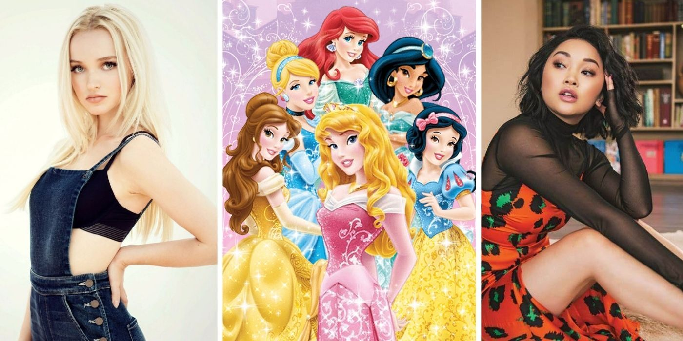 10 Disney Princesses As Modern Day Celebs | TheThings