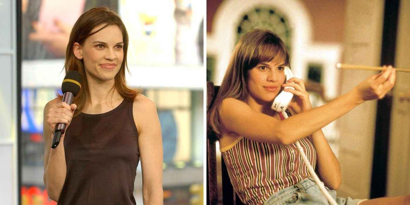 Here's How Hilary Swank Got Her Start In Hollywood