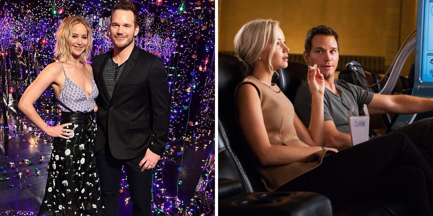 Why Do Chris Pratt And Jennifer Lawrence Have Such Great Chemistry On Film?