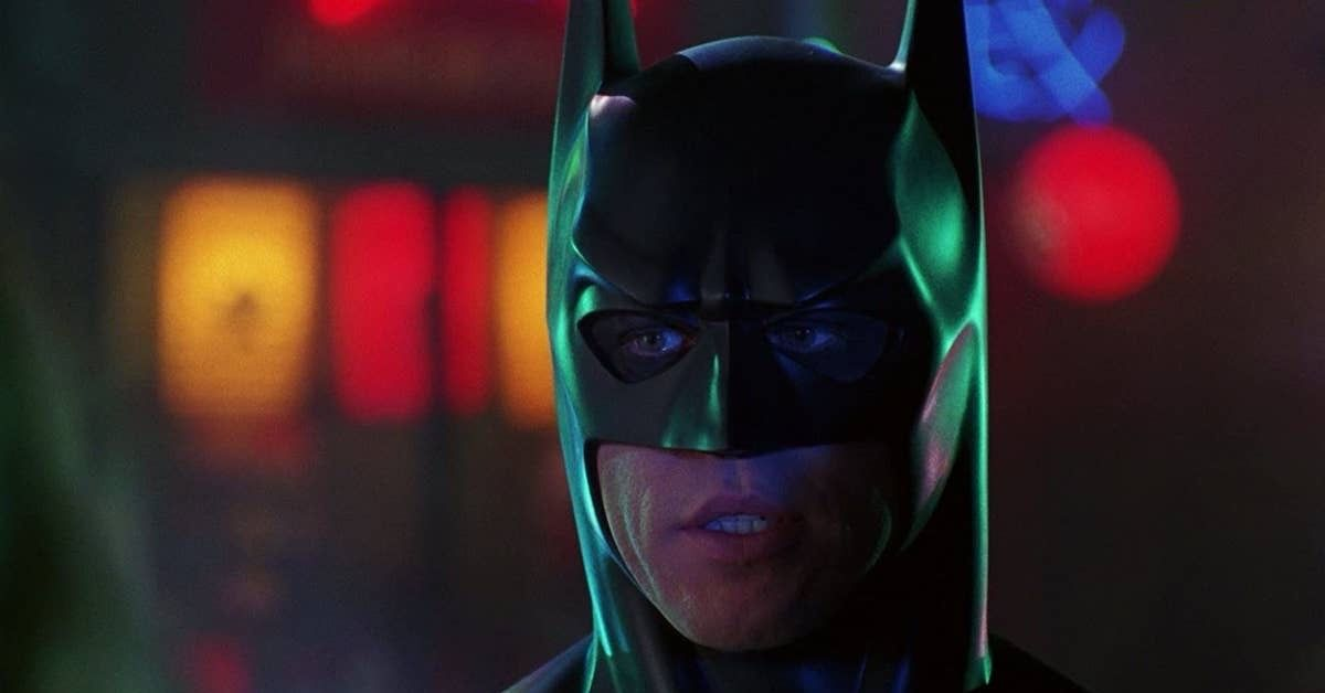 Here's Why Val Kilmer And Joel Schumacher Nearly Came To Blows While Filming 'Batman Forever'