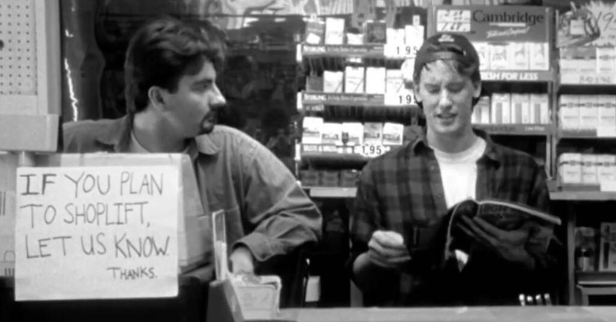 This Deleted Scene From 'Clerks' Would Have Changed Everything