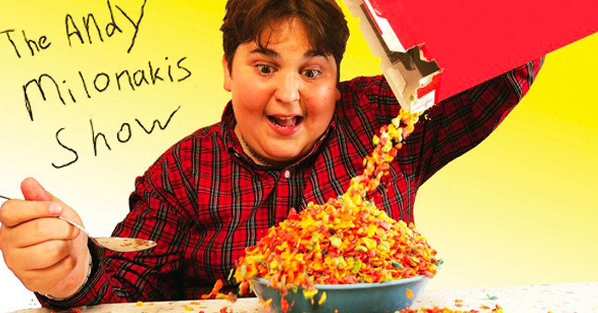 Here's What Andy From 'The Andy Milonakis Show' Looks Like Now
