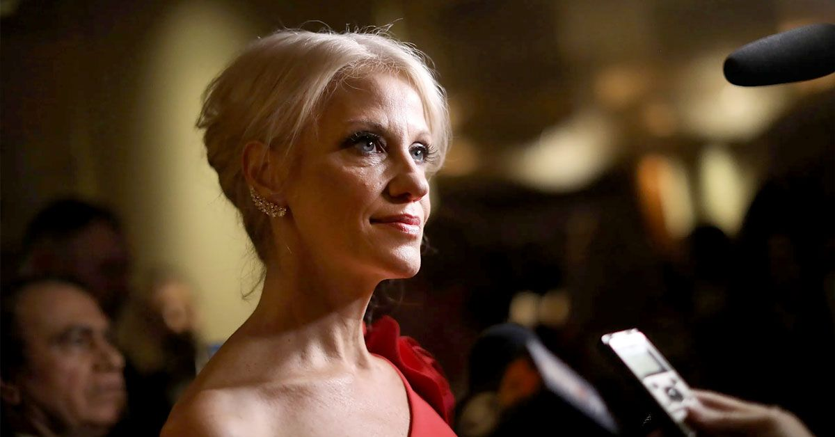 Kellyanne Conway Gets Slammed For Enabling The Protests At The US Capitol
