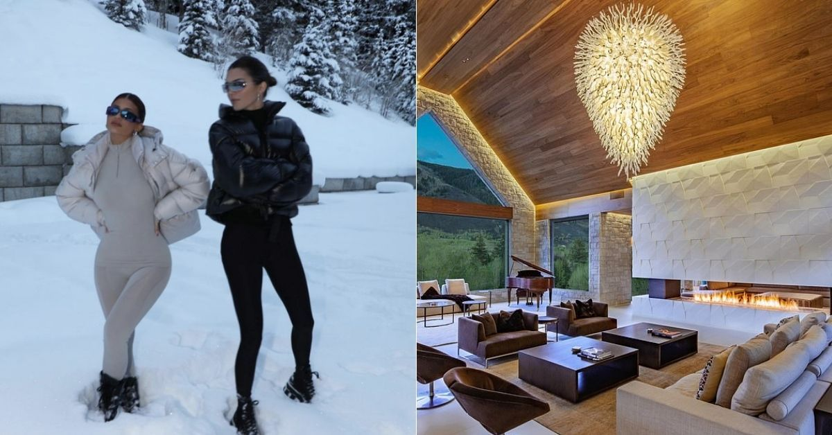 Kylie Jenner Fans Astounded As The Enormous Price Of Her Aspen Rental Is Revealed