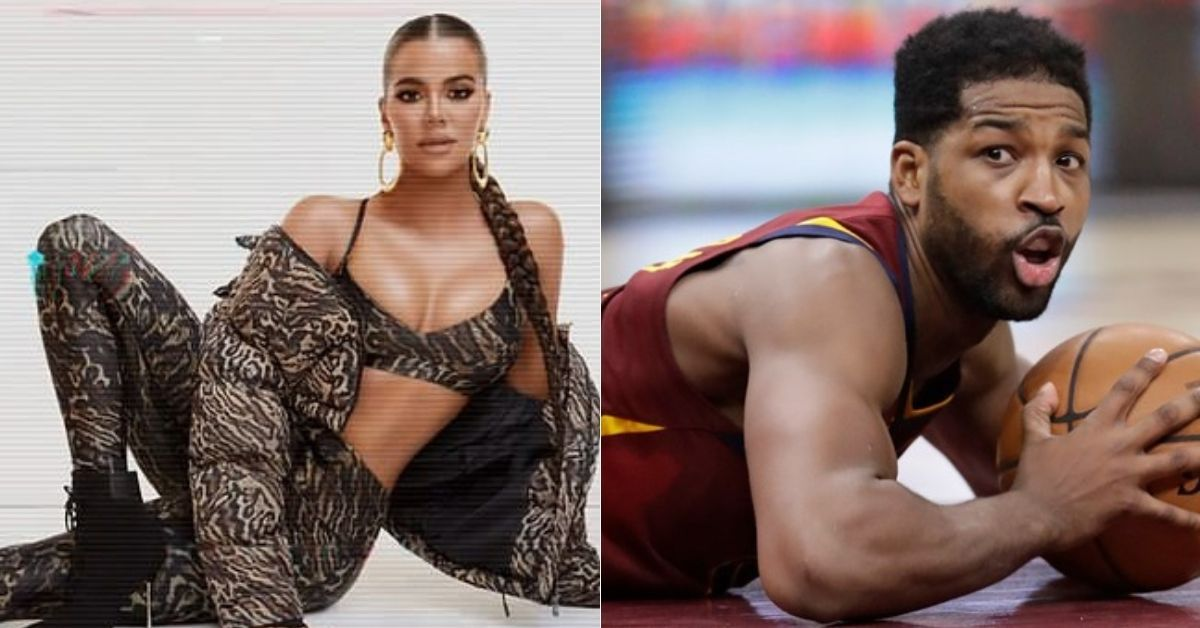 Tristan Thompson Dragged After Leaving A Flirty Comment On Khloé Kardashian's Vid