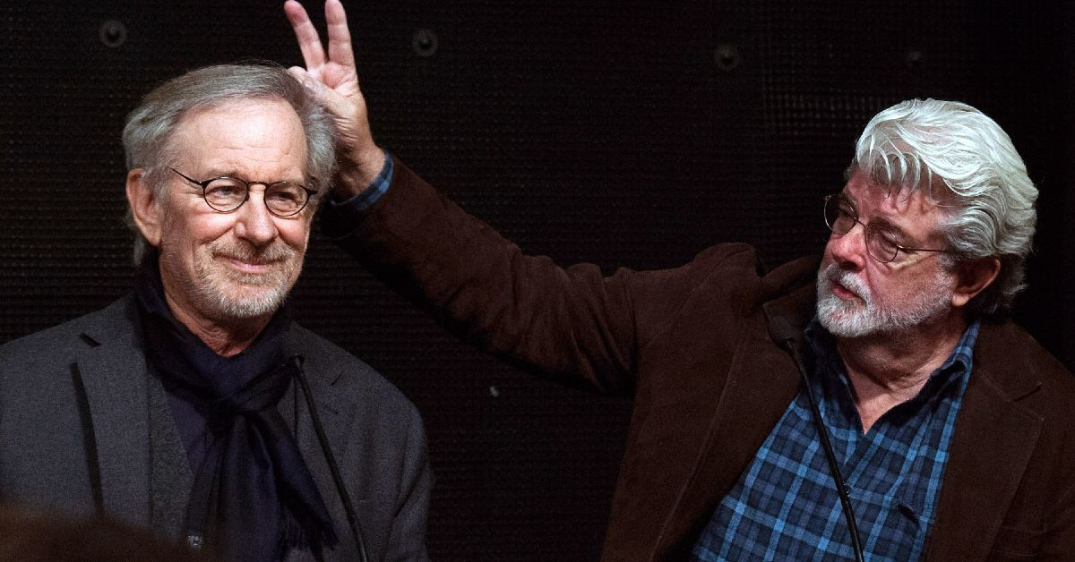 An Inside Look At George Lucas And Steven Spielberg's Friendship