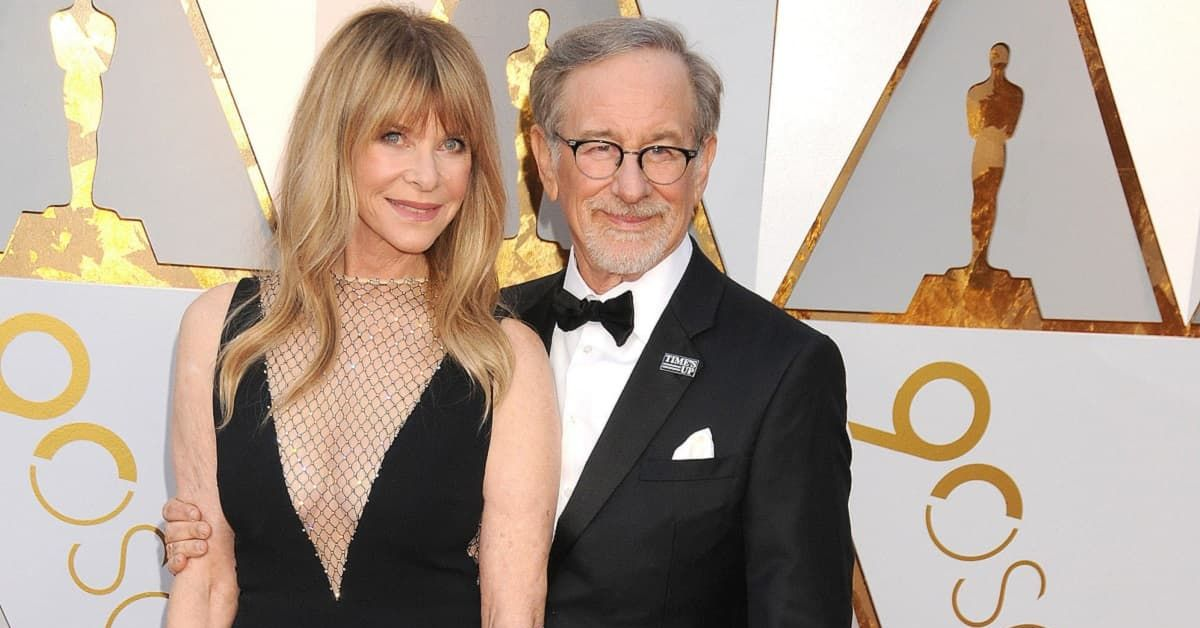 What Is Steven Spielberg And Kate Capshaw's Combined Net Worth?