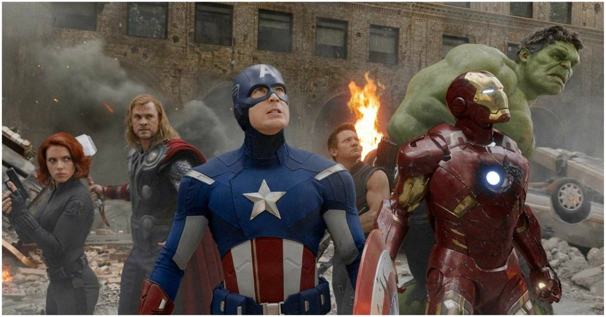 The Real Story Behind The 'Hero Shot' In The First 'Avengers'
