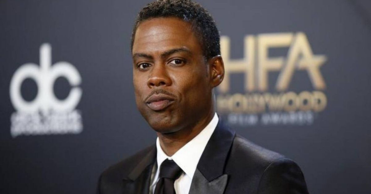 Here's What Chris Rock Planned To Do After Dropping Out Of High School