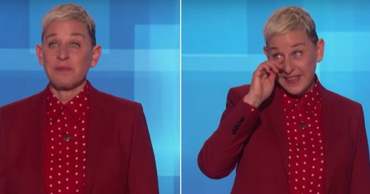 This Is Why Ellen's Talk Show Could Be Canceled By The End Of 2021