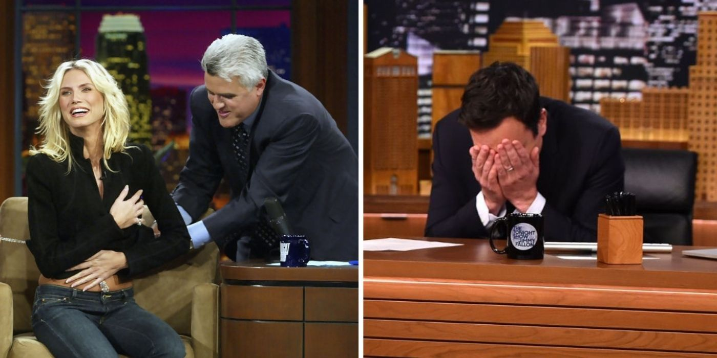 The 10 Most Awkward Celebrity Interviews On 'The Tonight Show'