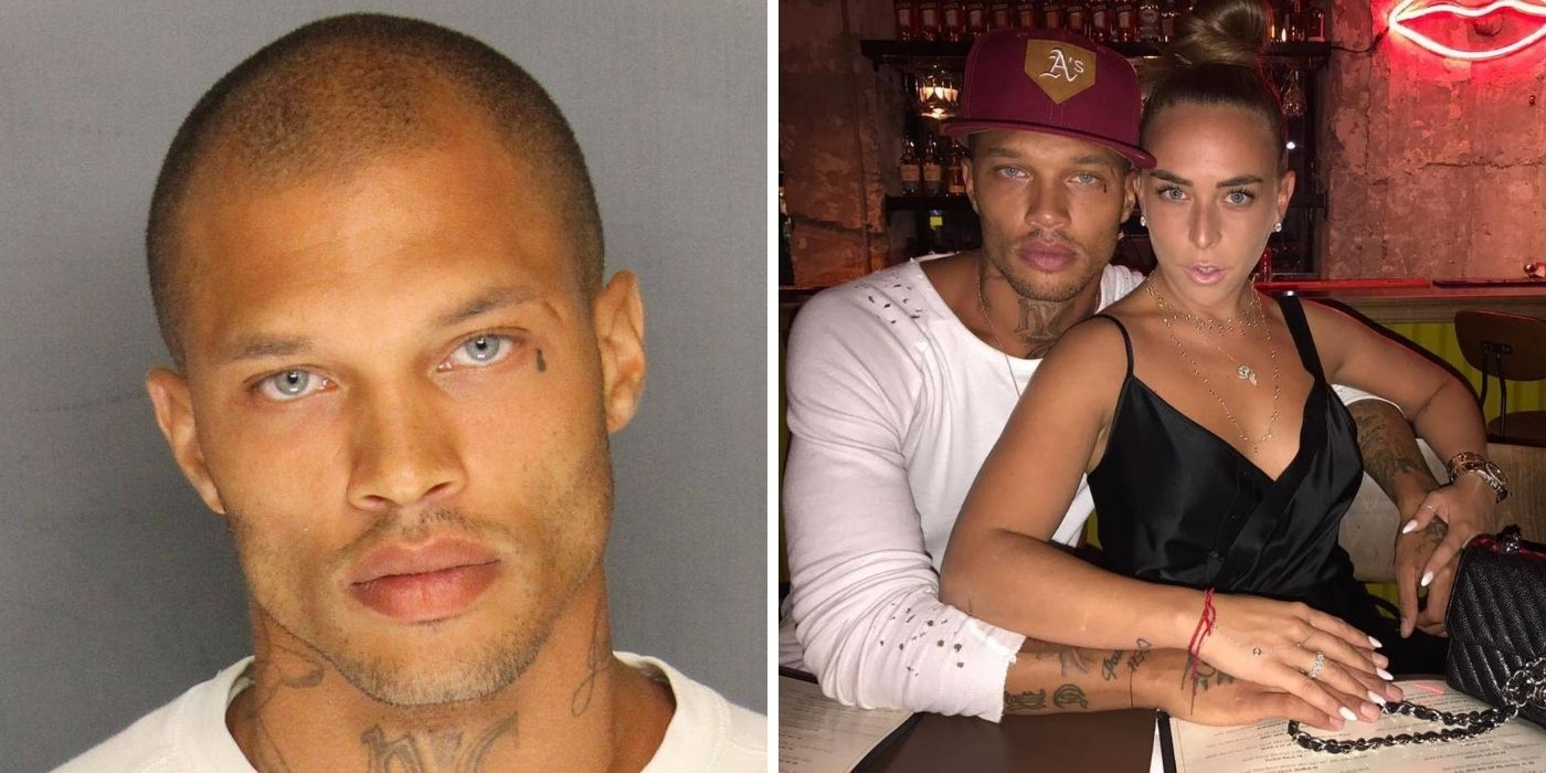 Here's What 'Hot Felon' Jeremy Meeks Is Doing Now | TheThings