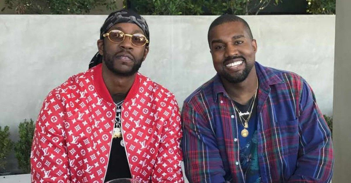 This Is How Much Kanye West Spent On Gifts For 2 Chainz's 43rd Birthday