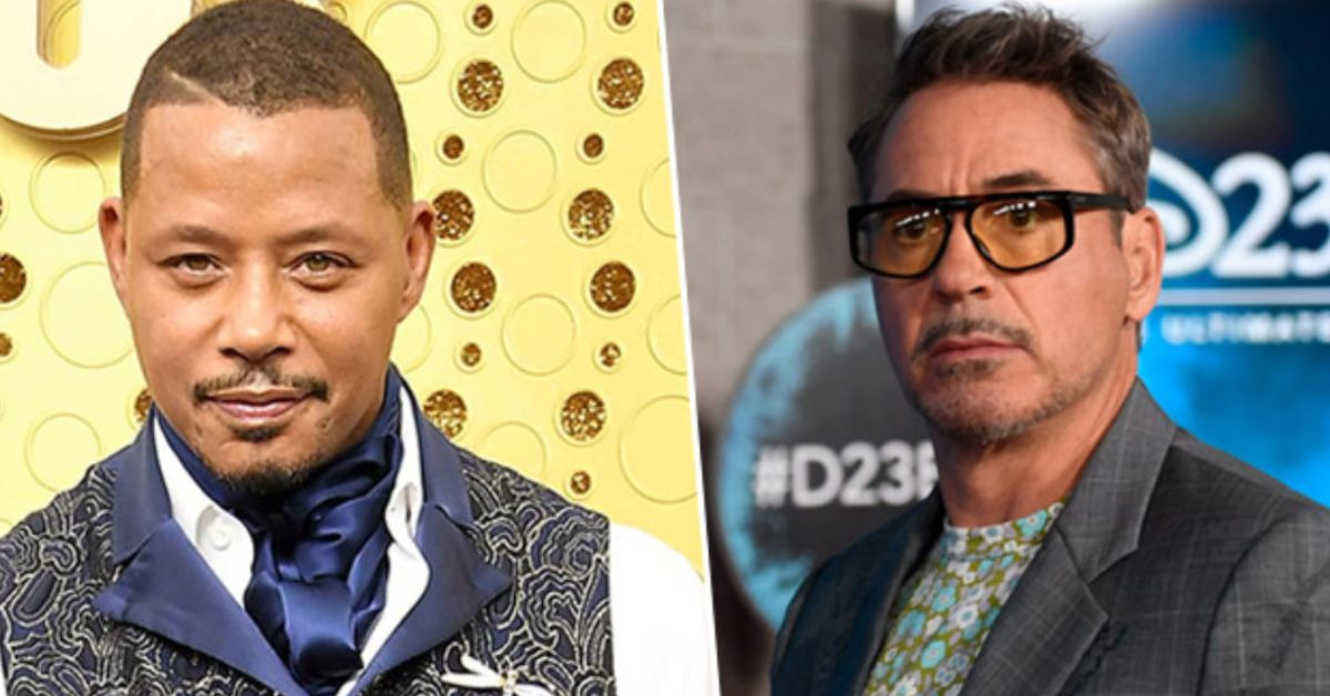 The Real Reason Terrance Howard Was Fired From 'Iron Man 2'