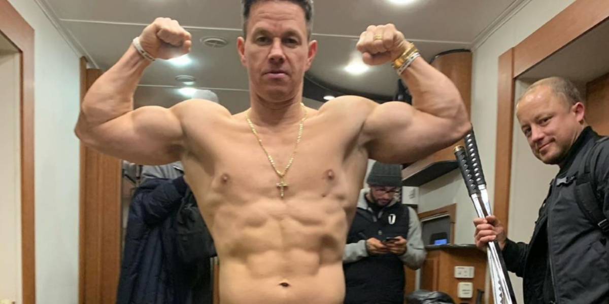 Mark Wahlberg Shares What His Muscle Recovery Secret Is With Fans