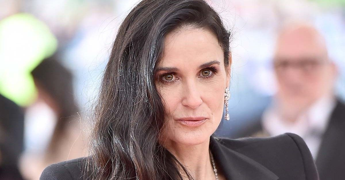 Fans Are Deeply Saddened By Demi Moore's Plastic Surgery